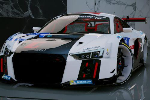 Audi R8 LMS 2015 [Add-On]