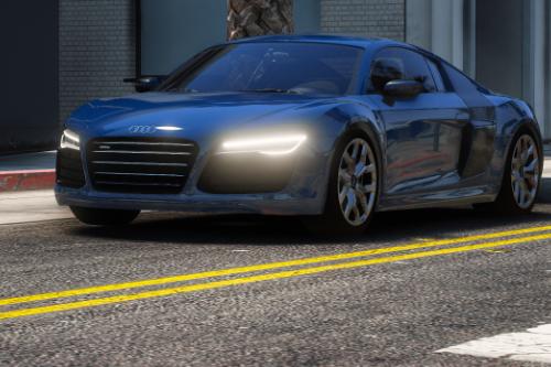 Audi R8 Plus 2012 [Replace / Add-On / FiveM]