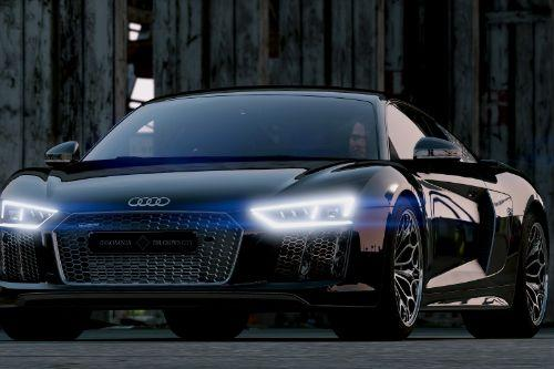 Audi R8 Star Of Lucis 2016 [Add-On]
