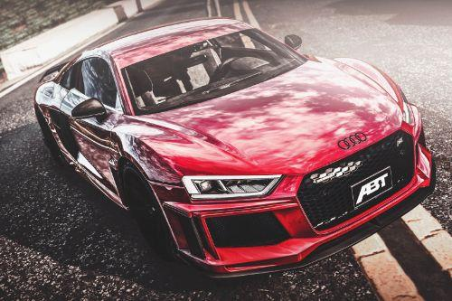 Audi r8 v10 ABT [Add-on]