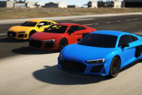 Audi R8 Handling Pack