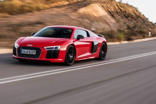 2017 Audi R8 V10 Plus Top Speed Handling Pack