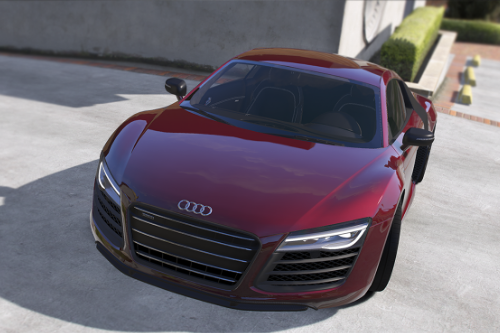 Audi R8 V10 Plus [Add-On / Replace]