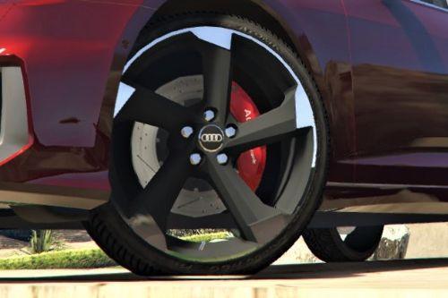 Audi Rim-Pack [Add-On | FiveM]
