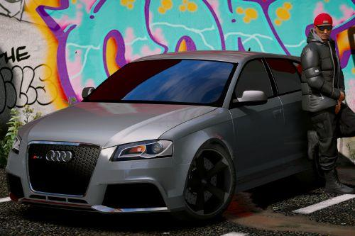 2011 Audi RS3 [Add-On / Replace | Tuning]