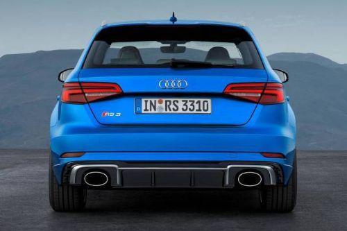 Audi RS3 2018 DSG Farts Sound