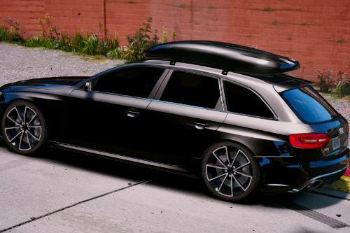 Audi RS4 Avant 2013 [Add-On | Tuning]