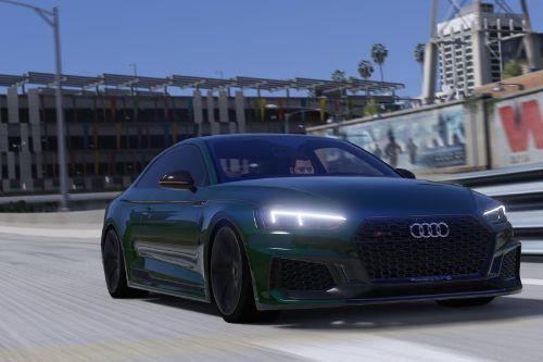Audi RS5 2018 [Add-on]