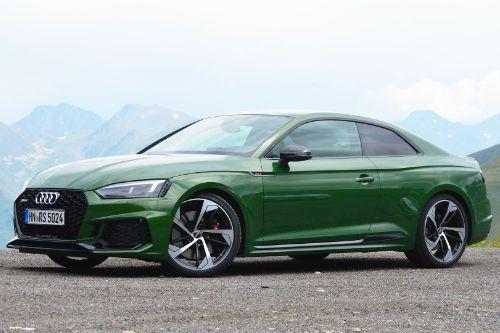 Audi RS5 2018 DSG Farts Sound