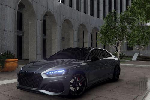 Audi RS5 [Add-On / FiveM]