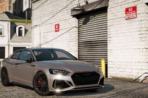 Audi RS5 Coupe 2020 [Add-On | Tuning | Animated]
