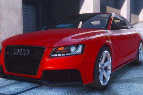 Audi RS5 Coupe [Add-On]