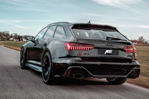 Audi RS6 Avant C8 Akrapovic /sound/