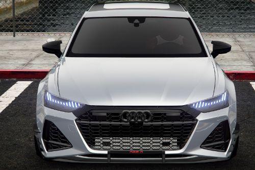 Audi RS6 C8 [Add-On / FiveM | Tuning]