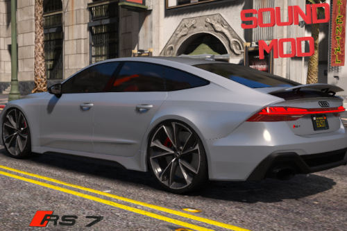 Audi RS7/RS6 2020 sound