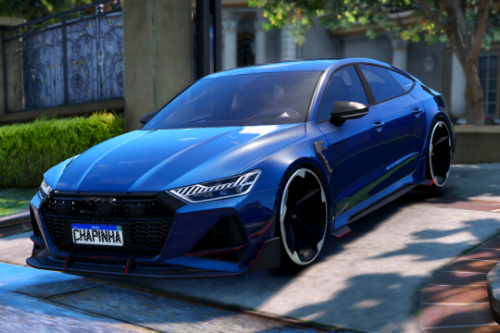 Audi Rs7 ABT 2021 [Add-On | FiveM]