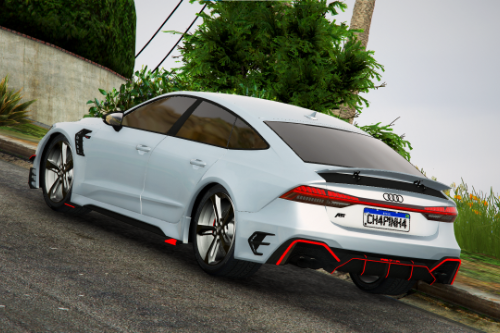 Audi RS7 ABT 2021 [Add-On | Tuning]