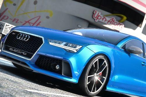 Audi RS7 Sportback  [Add-On / Replace]