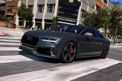 Latest GTA 5 Mods - Audi - GTA5-Mods com