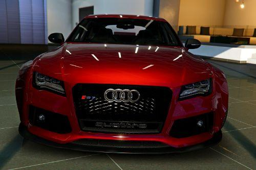 Audi RS7 Sportback Widebody Kit [Add-On / OIV | Tuning | Auto-Spoiler]