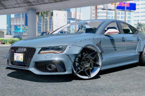 Audi RS7 X-UK
