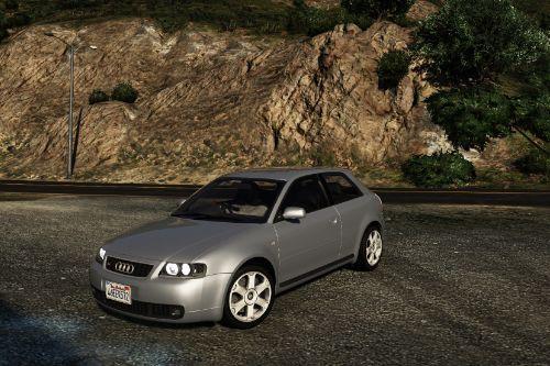 Audi S3 2002 [Add-On] 1.2