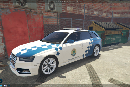 Audi S4 Avant - Policia Local de Galicia