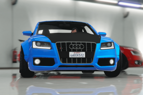 Audi S5 Modified [NiK-IMAGINATION]