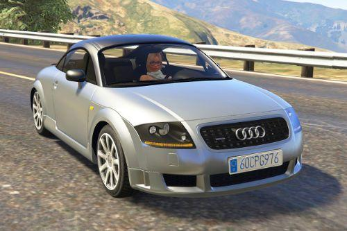 Audi TT Mk1 [Add-On / Replace]