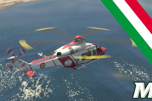 AugustaWestland AW139 - Guardia Costiera