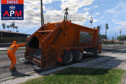 Österreich Müllabfuhr (Die 48er)