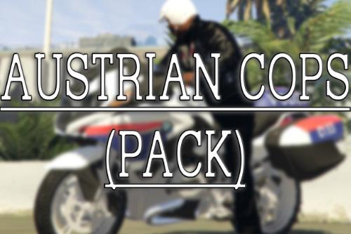 Austrian Police Pack | Österreich (Polizistenpack)