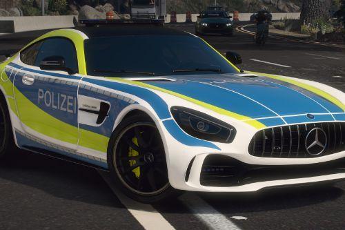 Autobahnpolizei - Mercedes-AMG GT R FuStW | Deutsch