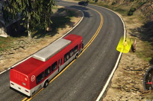 AutoPedSpawner for Bus Simulator V