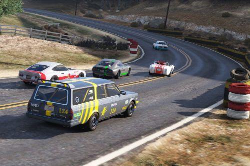 Autosport Racing System