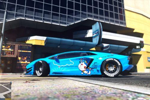Aventador Doraemon LB*Performance