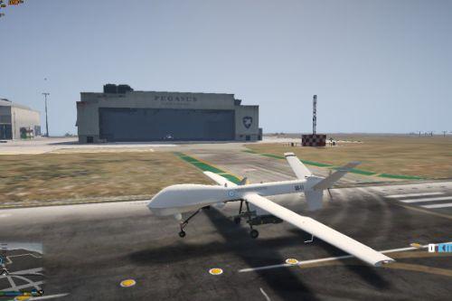 MQ9 Reaper Drone | Argentina army