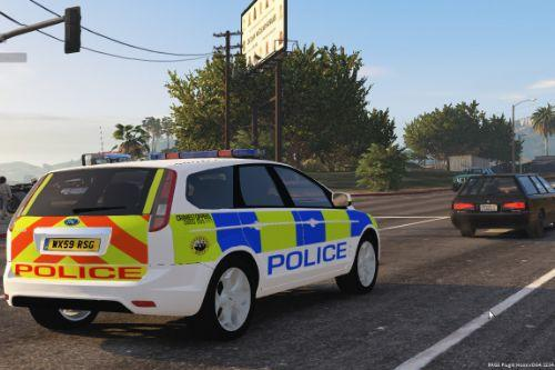 Avon and Somerset Police Ford Focus Estate [Replace | ELS]