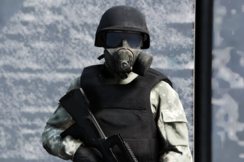 Avon FM53 Gas Mask [MP Freemode]