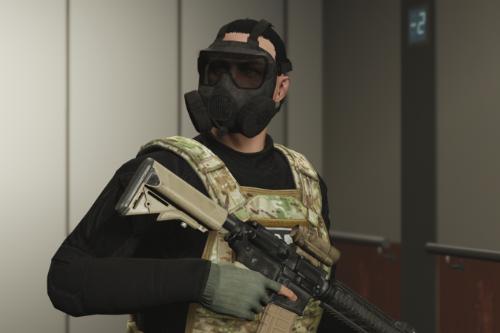 Avon M50 Gas Mask [MP Freemode]