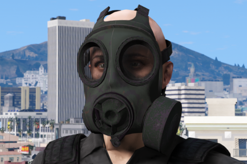 Avon S10 Gas Mask