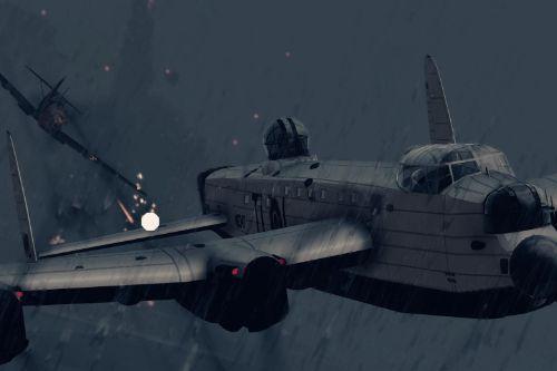 Avro Lancaster Mk-X [Add-On]