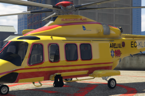 AW-139 Elisoccorso AREU 118