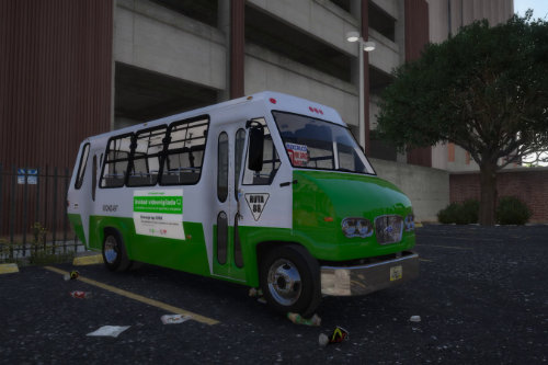 Ayco Ford Prisma 2006 [Add-On | Template]