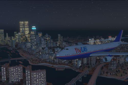 FlyUS Boeing 747-300 from GTA 4 [FINAL]
