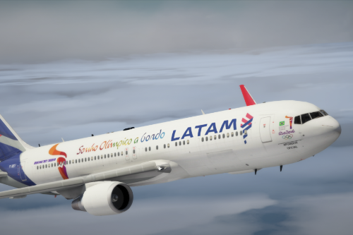 B767-300 Livery Pack