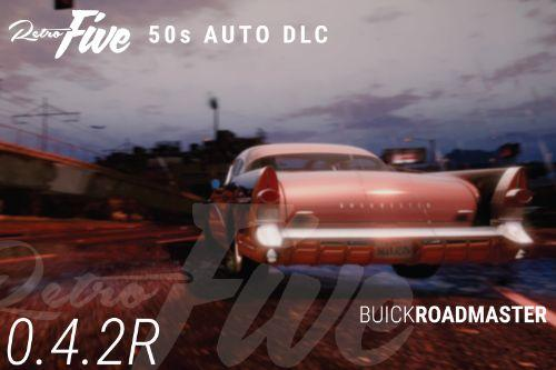 Community '50s Auto DLC [Add-on | Tuning] (See Pinned Comment!)