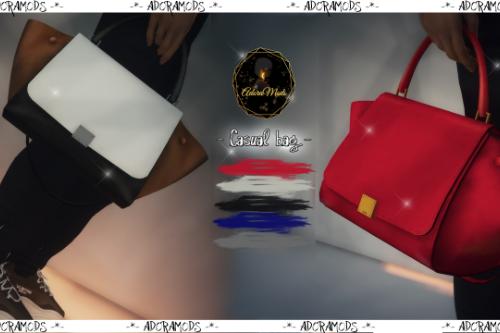 Bag for MP Female