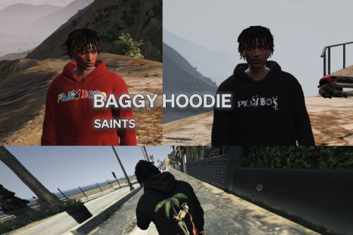 Baggy Hoodie for MP Male