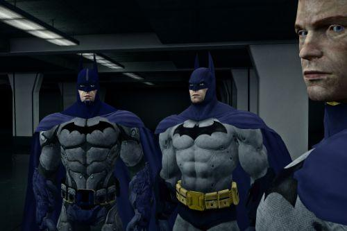 BAK Batman Arkham A/C [Add-On]